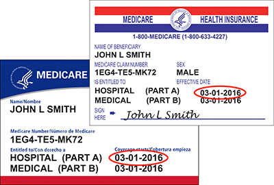 Medicare Part A Effective Date